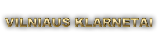 VilniausKlarnetai.LT
